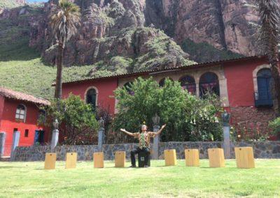 Ricardo Silva en La Hacienda