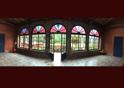 Salón de ingreso principal / Main entrance hall