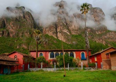 La Hacienda Paucartika