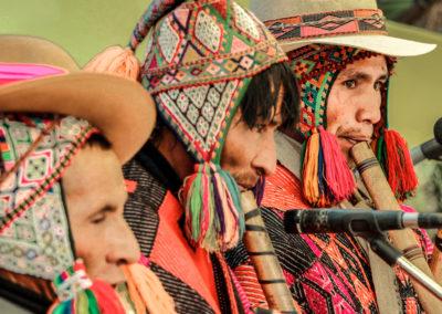 qeros flautas