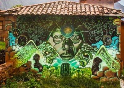Mural de la Hacienda